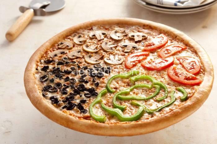 ברכות על פיצה ולחמניות