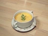 מרק תפוחי אדמה ופטריות