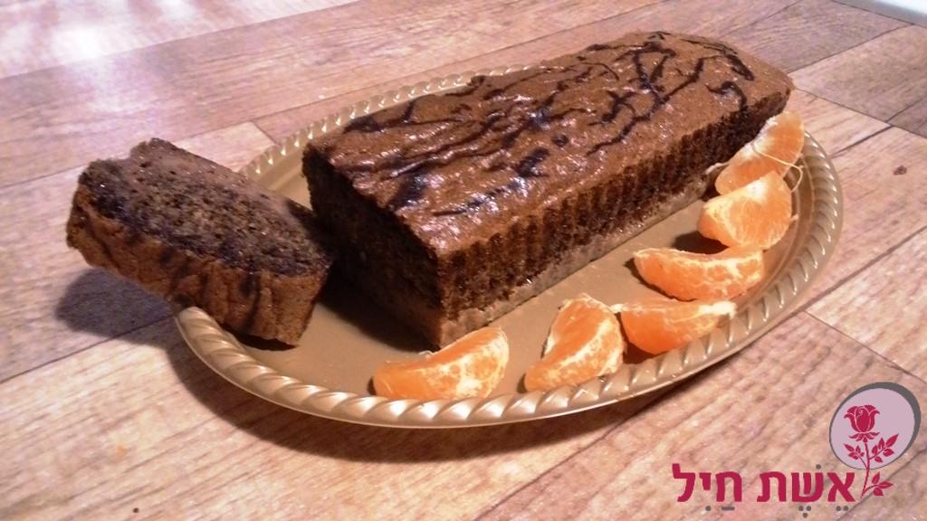 עוגת קלמנטינות לפסח