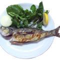 דרך אכילת דגים בשבת