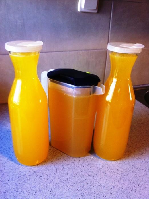תרכיז תפוזים לפסח